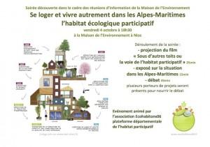 invitation conférence habitat participatif 4 oct 2013