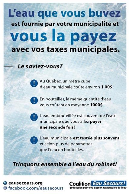 Eau Québec