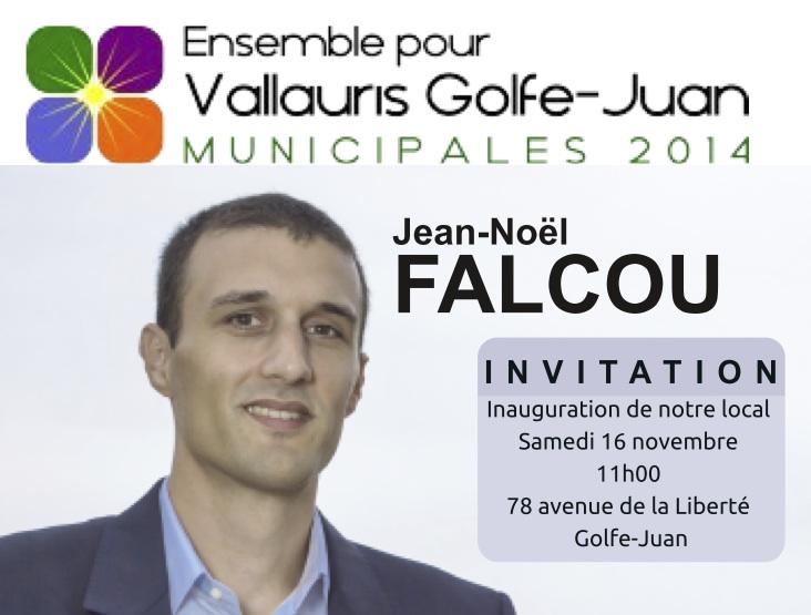 Falcou invitation nov 2013