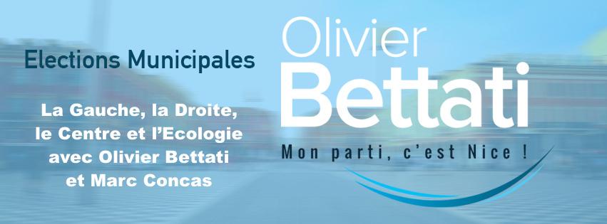 La gauche la Droite, le Centre et l'Ecologie avec Olivier Bettati