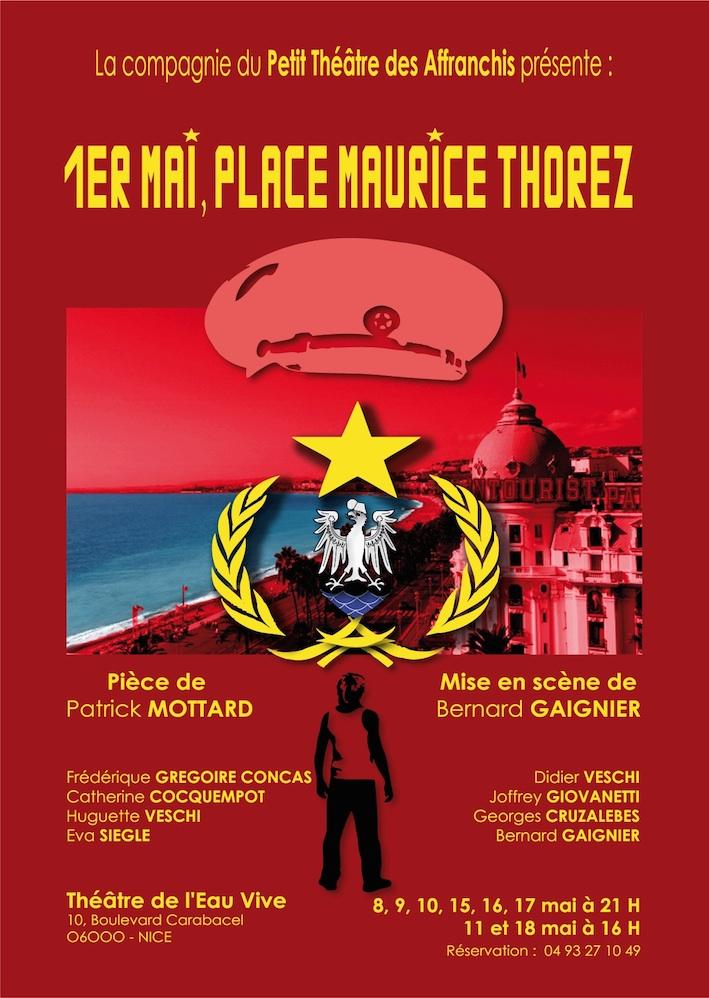 1er mai place Maurice Thorez