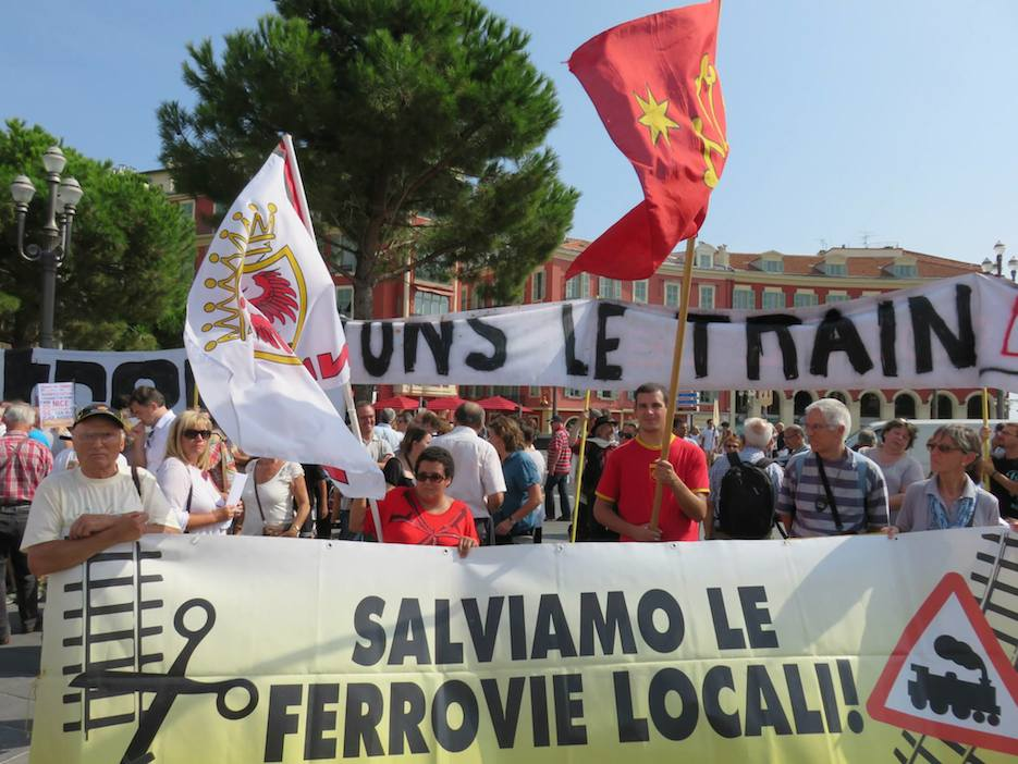 Manif train Nice Cuneo sept 14 6